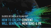 Creating Content That Will Generate Buzz