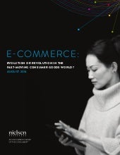 Nielsen | Global ecommerce report -august 2014