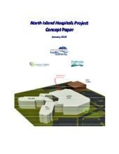 North Island Hospitals Project, Con...
