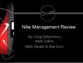 Nike Management Review