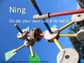 Creating Your Own Ning