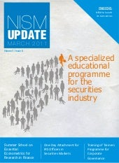 Nism Update, March 2011