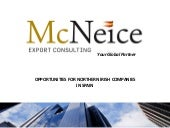 Export opportunities for Northern I...