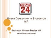 Nissan Dealership in Stoughton MA