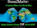 Choose2Matter at EdTech NJ