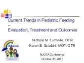 NJOTA - Current Trends in Pediatric...
