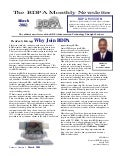 Newsletter: National BDPA (Mar 2002)