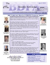 Newsletter: National BDPA (Apr 2002)