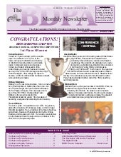 Newsletter: National BDPA (Aug 2002)