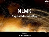 Nlmk strategy 2017 (capital markets...