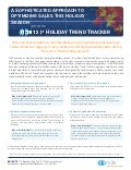 Optimize Retail Sales this Holiday Season with the Holiday Trend Tracker