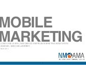 Mobile Marketing Overview - New Mex...