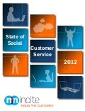 State of Social Customer Service 2012