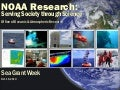 NOAA Research: Telling the Sea Grant Story