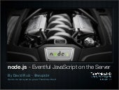 node.js - Eventful JavaScript on th...