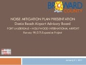 Broward County Noise Mitigation Pla...