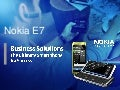 Nokia E7 Smartphone: Business Solutions