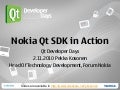 Nokia Qt SDK in Action