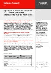 Nomura Property Report (May 2011)