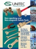 CS Unitec Non-Sparking & Non-Magnetic Safety Tools Catalog Pages