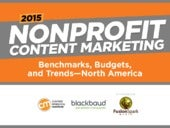 Nonprofit Content Marketing - 2015 Benchmarks, Budgets and Trends - North America by CMI, Blackbaud and sponsored by FusionSpark