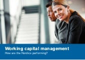 Efficient working capital management – A Nordea study