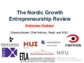 Nordic Growth Entrepreneurship Revi...