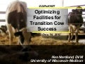 Optimizing Facilities for Transition Cow Success- Ken Nordlund