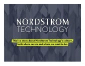 Nordstrom Technology's Culture Code