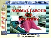 Normal labour and delivery