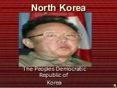 North Korea Pwpt