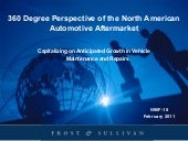 North american auto aftermarket fro...