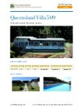 Northern queensland villa 509
