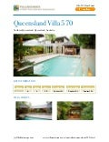 Northern queensland villa 570