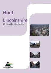North Lincolnshire Urban Design Guide