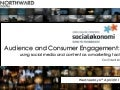 Audience and consumer engagement: using social media and video content as a marketing tool