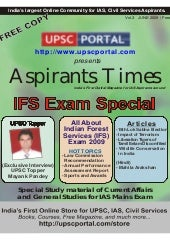 Aspirants Times Magazine Vol.3 - JU...