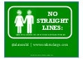 No straight lines  introduction