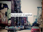 Notation Capital Fund 1 pitch deck