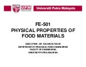 Notes 5 of fe 501 physical properti...
