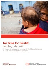No time for doubt- tackling urban r...