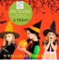 No tricks- I will make your real estate transaction a TREAT!