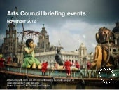 November 2012 Briefing events for f...