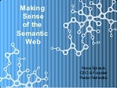 Nova Spivack - Semantic Web Talk