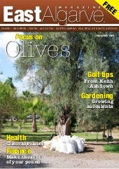 East Algarve Magazine - NOVEMBER 2010