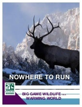 Nowhere to Run: Big Game Wildlife i...