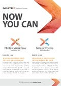 Nintex Workflow for Everyone from Atidan - Now You Can