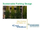 Sustainable Parking - NPA 2011 - Ca...