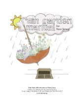 New Jersey Rain Garden Manual - Part 1