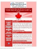 canadian immigration law update - June 2014
